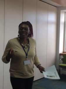 Elsie Anakwue - the youth and poarent coach / mentor