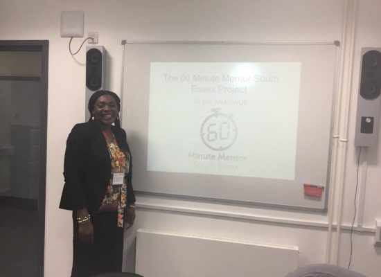 Elsie Anakwue - The Youth and Parent Coach and Mentor